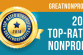 Once again, we have been rated by Great NonProfits in 2014
